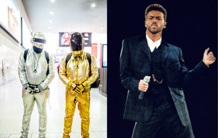 Daft Punk George Michael Human After All