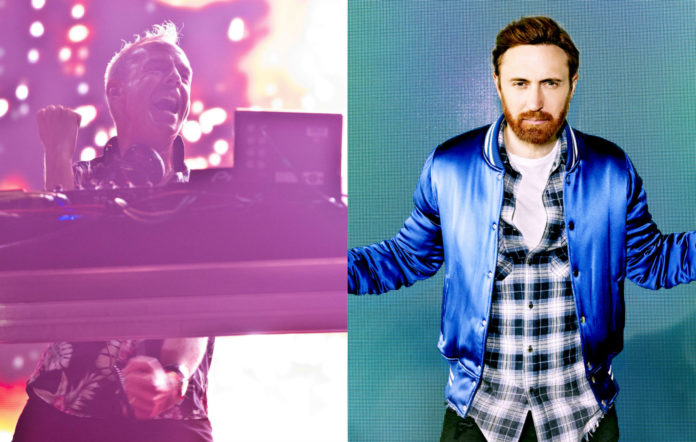 Fatboy Slim / David Guetta
