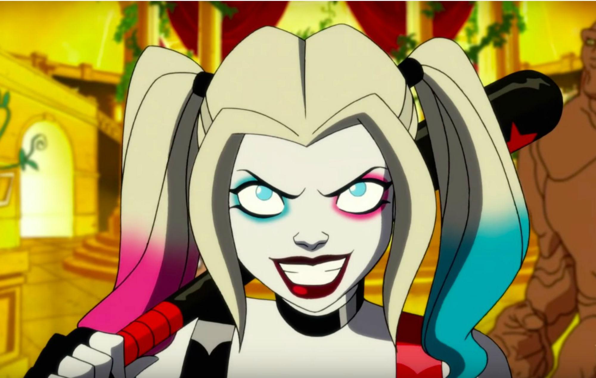 Harley Quinn TV serie