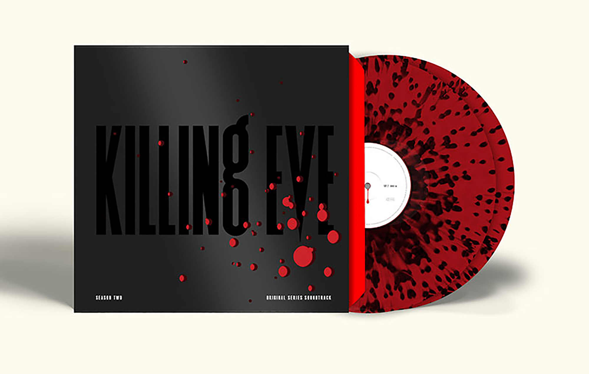 Killing Eve vinyl