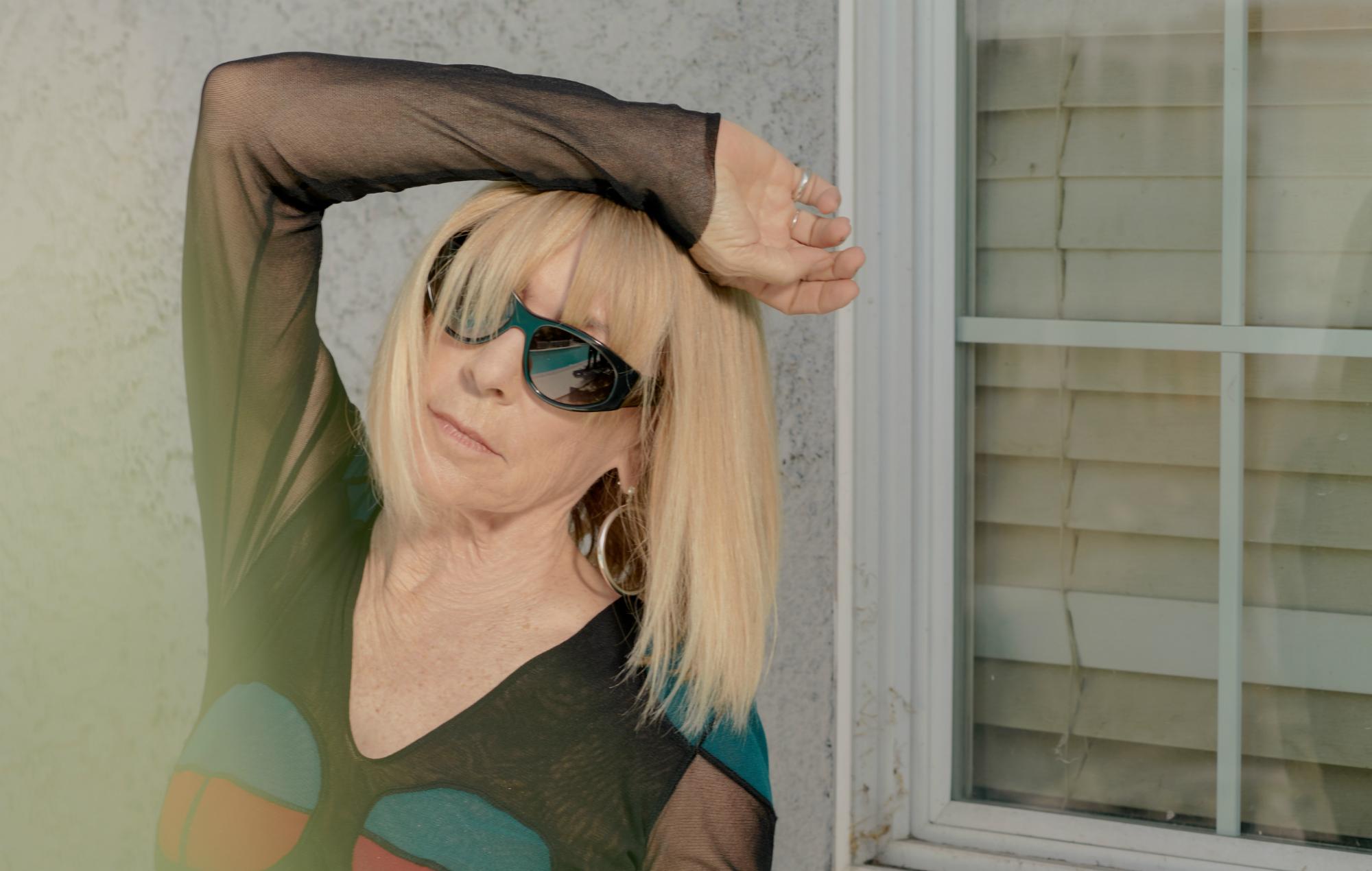 Explore LA streets with Kim Gordon in phone-shot video for 'Earthquake'