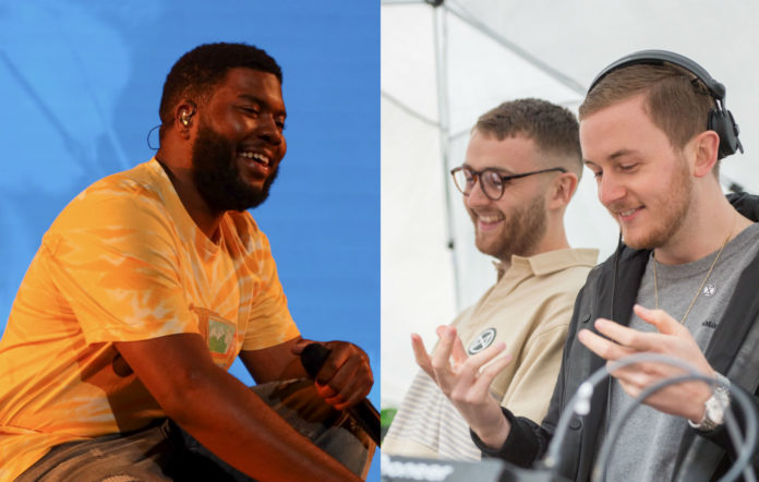 Khalid / Disclosure Lovebox 2020