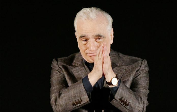 Martin Scorsese director The Irishman