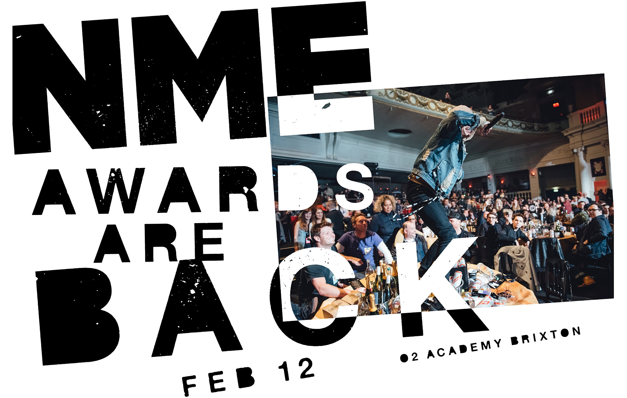 The NME Awards are back for 2020 – see the line-up and get tickets