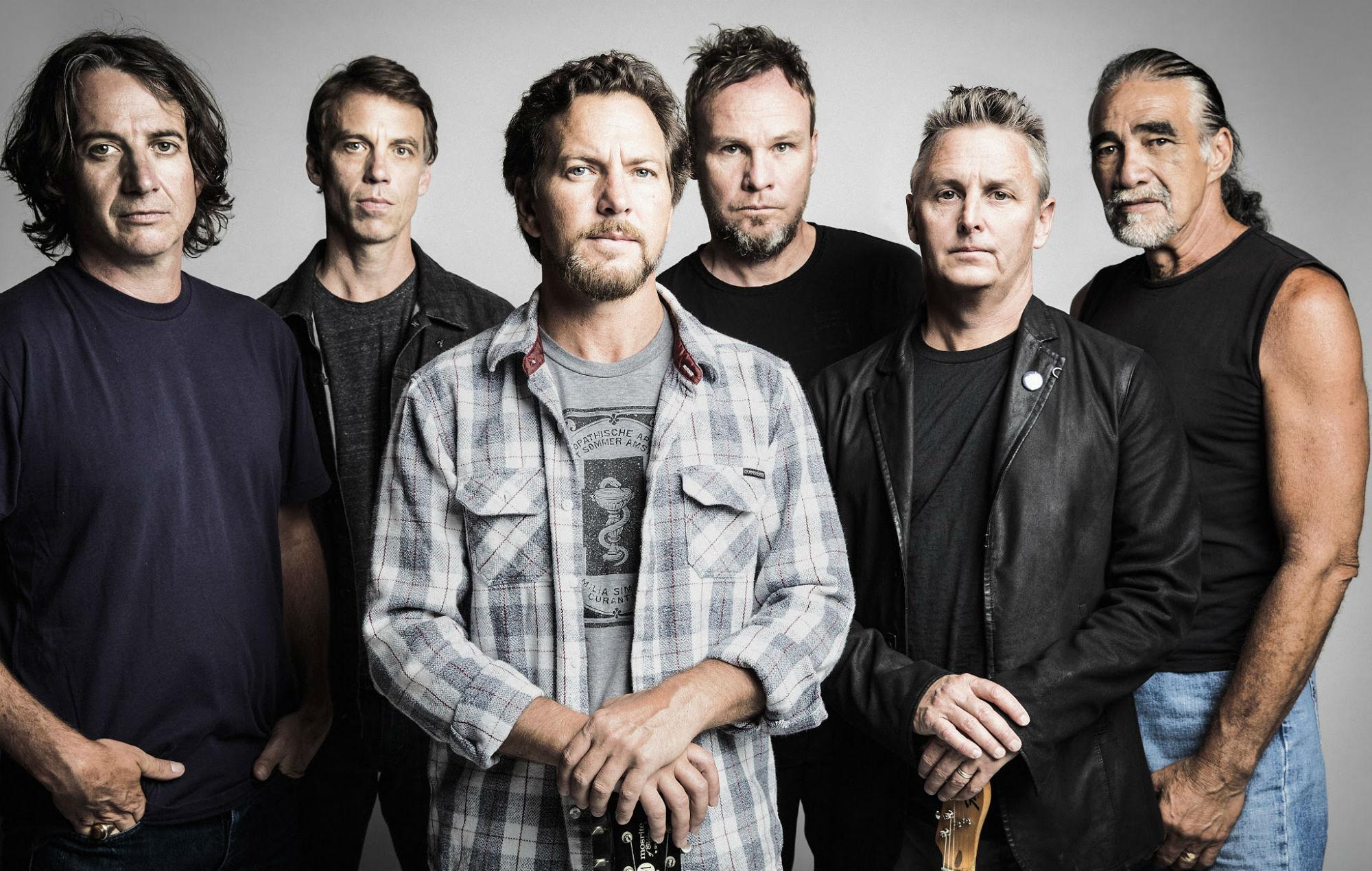 Pearl Jam announce BST Hyde Park 2020 show