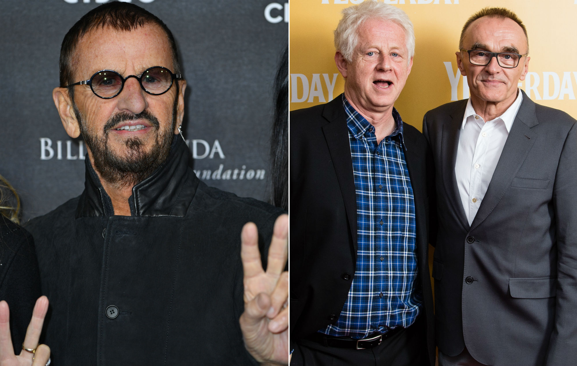 Ringo Starr Loved Richard Curtis And Danny Boyle S Beatles Movie Yesterday