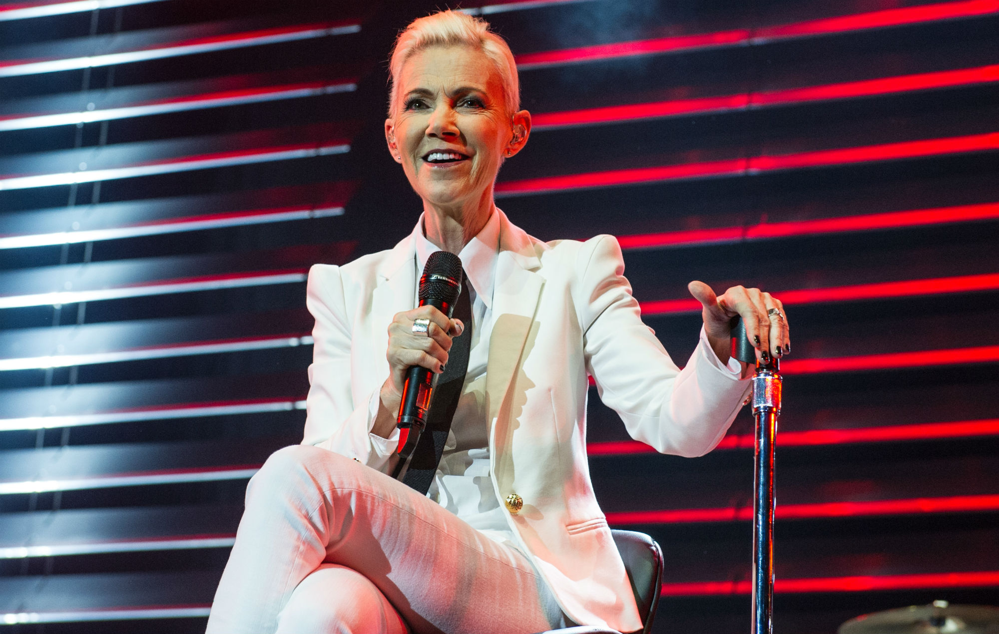 Roxette singer Marie Fredriksson has died aged 61