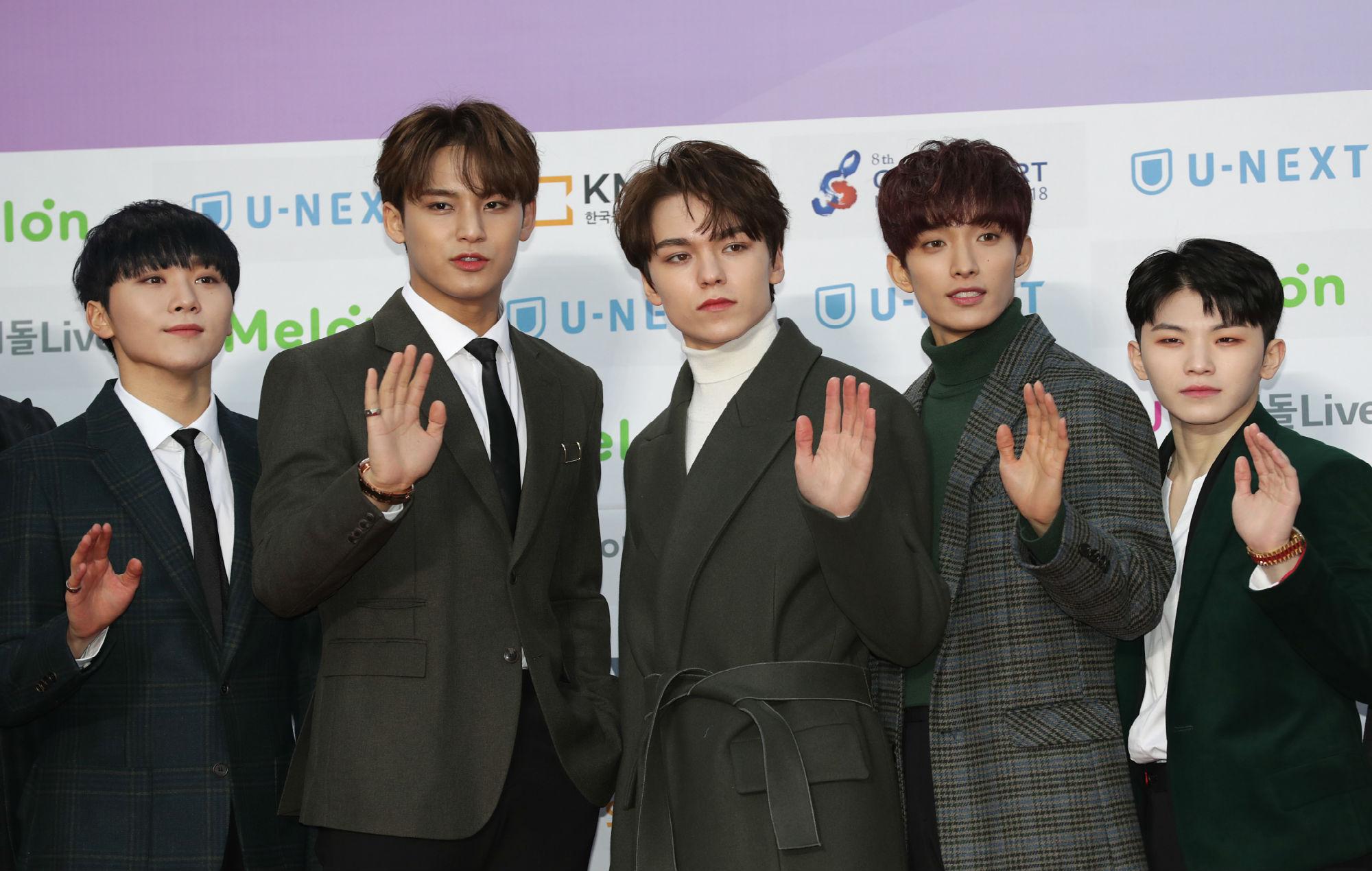 K-pop band SEVENTEEN announce first ever UK date