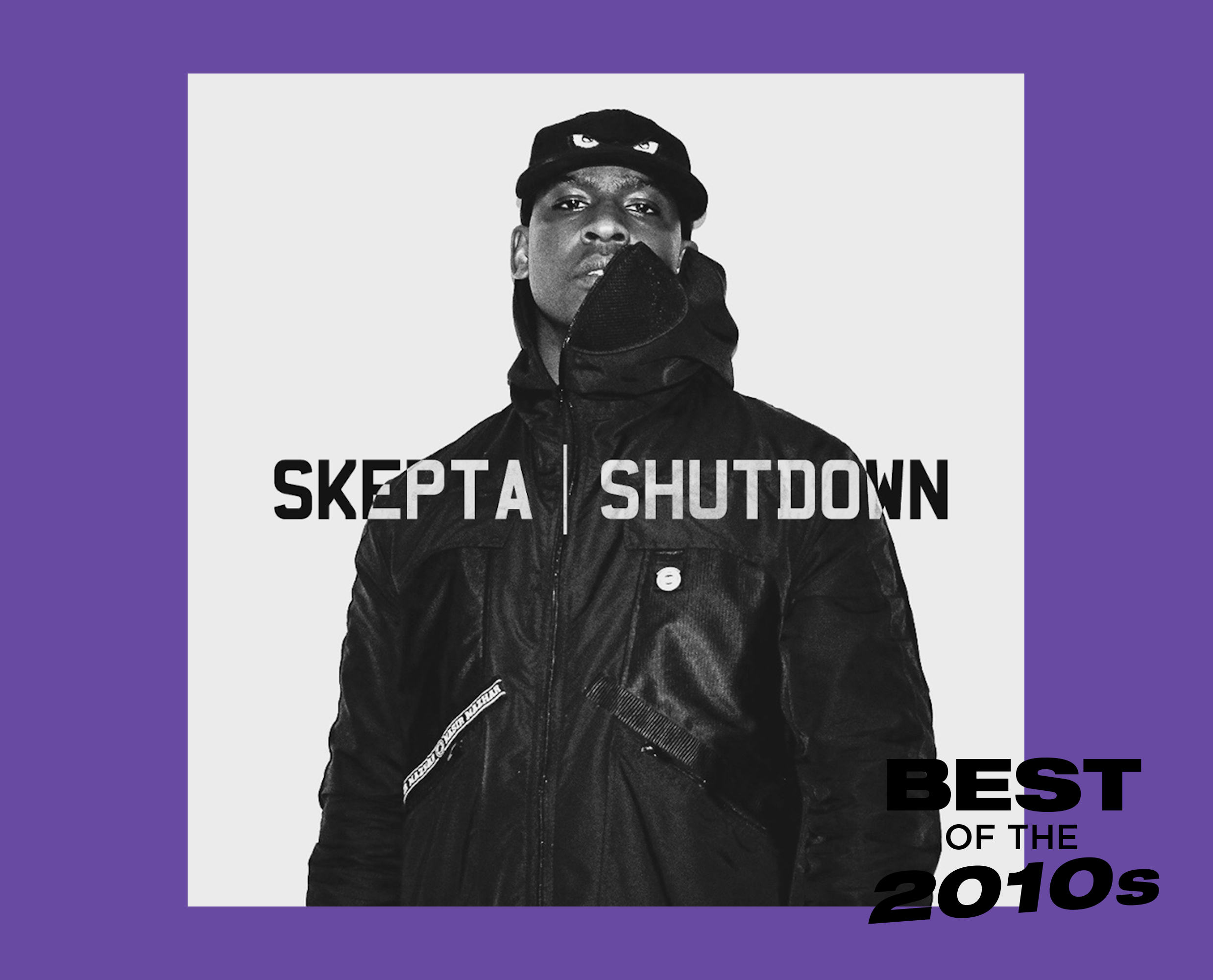 Skepta Shutdown artwork