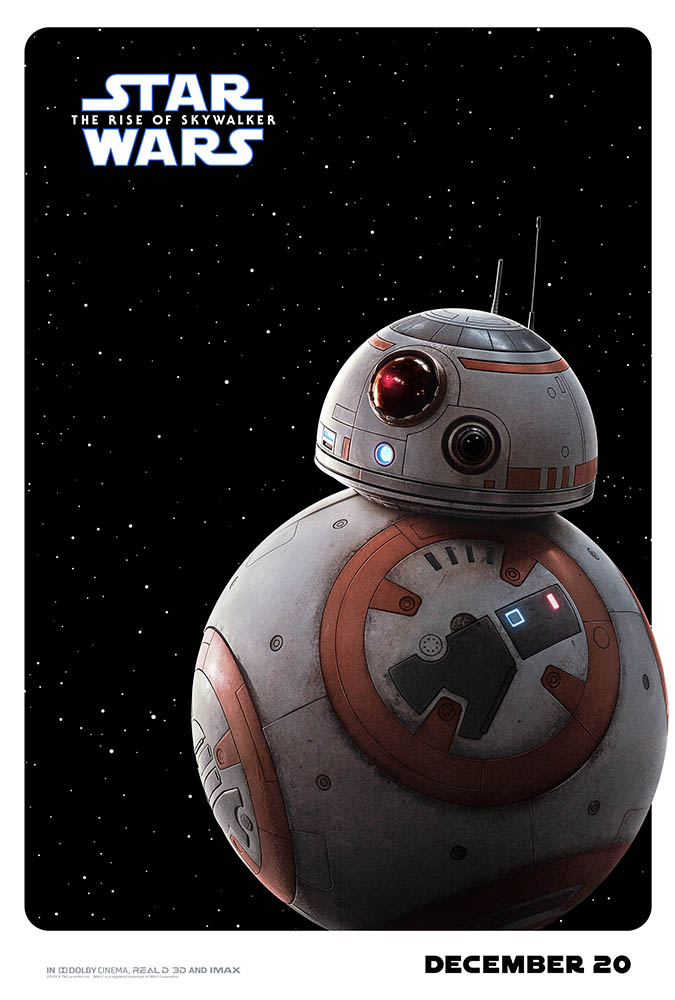 BB-8 in Star Wars