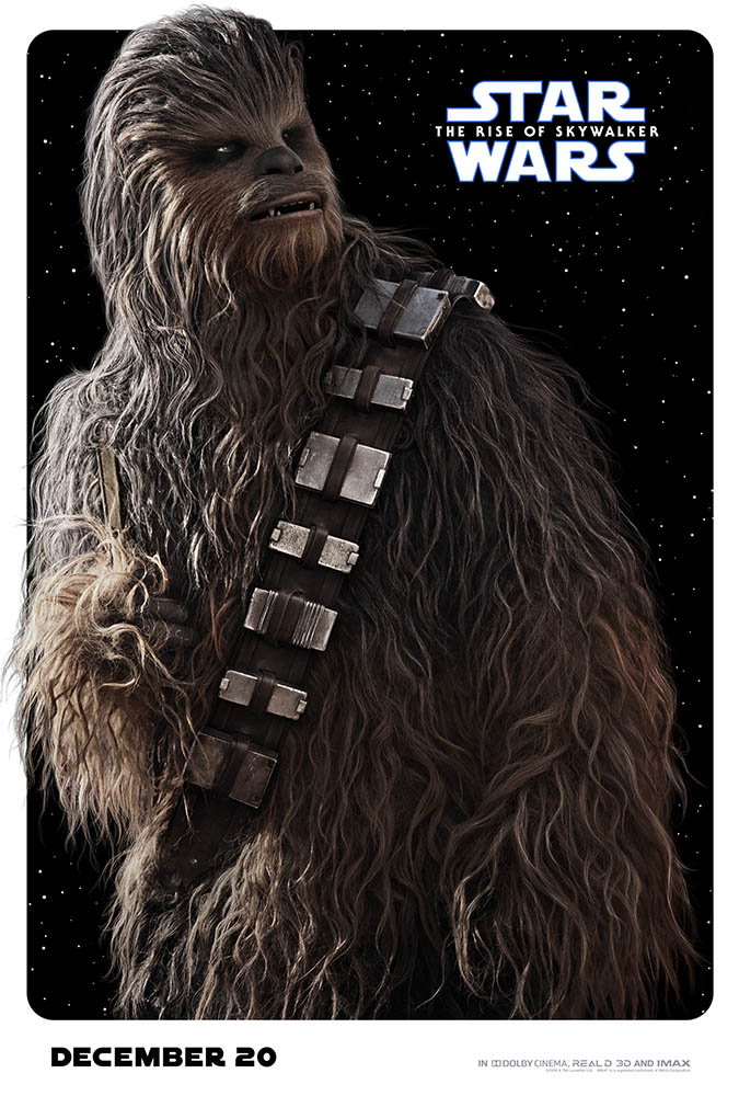 Chewbacca in Star Wars