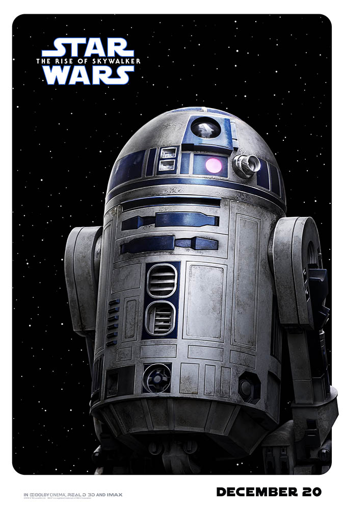R2-D2 in Star Wars