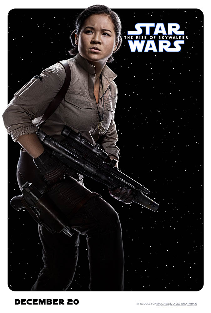 Rose Tico in Star Wars