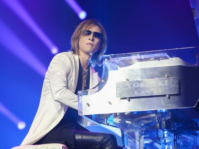 Yoshiki of X Japan