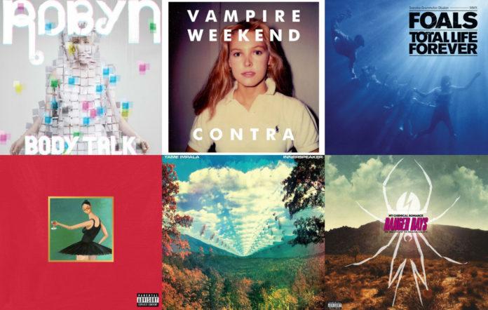 2010s albums