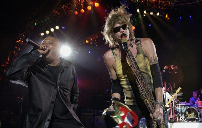 Aerosmith and Run-DMC performing in 2020