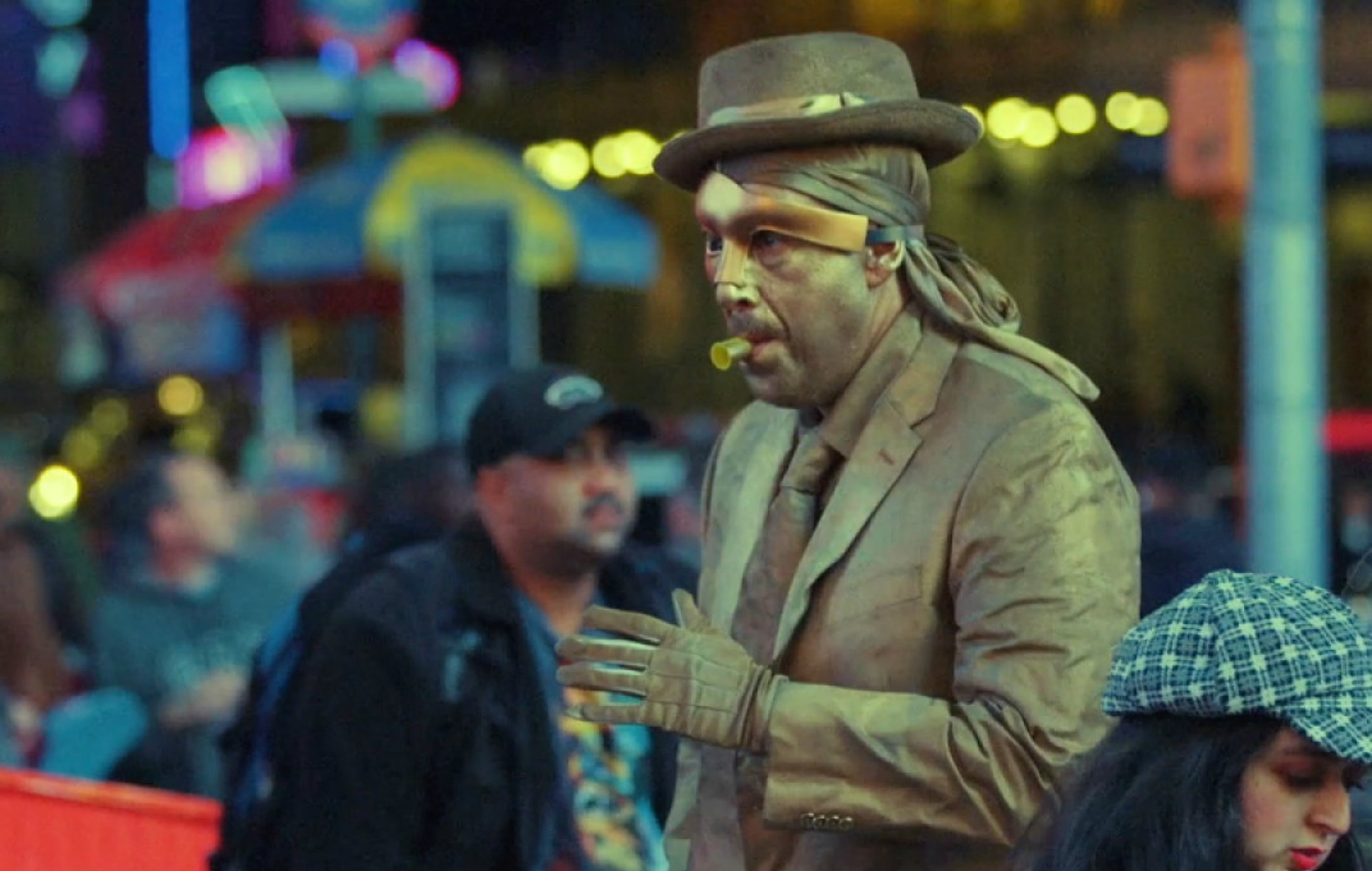 Adam Sandler reunites with 'Uncut Gems' directors for new short film 'Goldman v Silverman'
