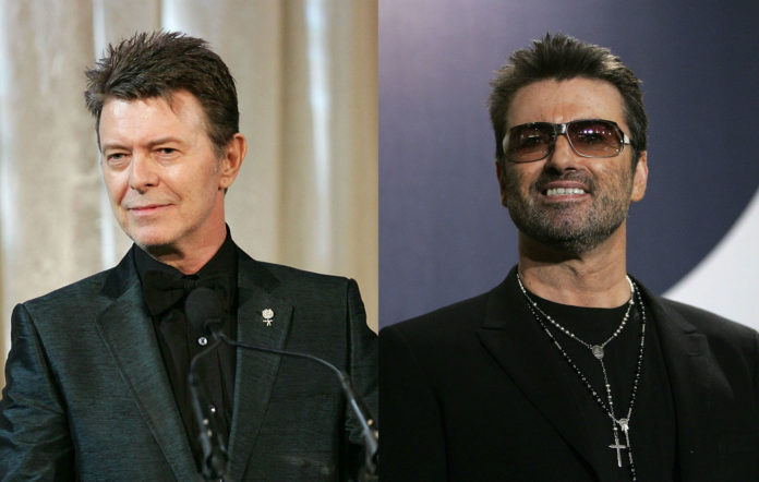 David Bowie George Michael