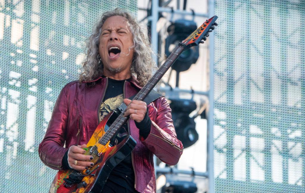"Metallica's Kirk Hammett ""blown away"" by Peter Green tribute opportunity"