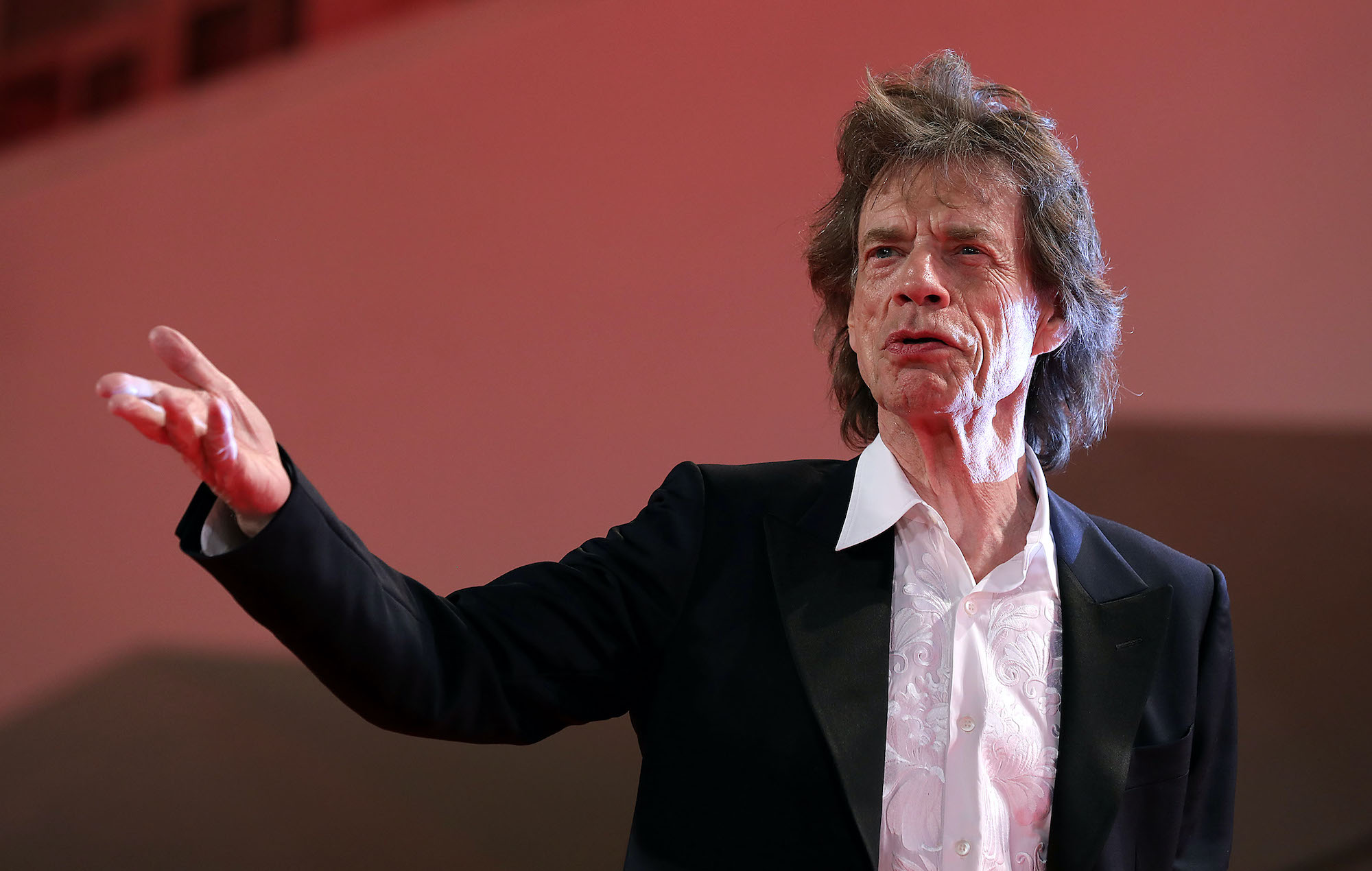 Watch Mick Jagger in a new trailer for 'The Burnt Orange Heresy'