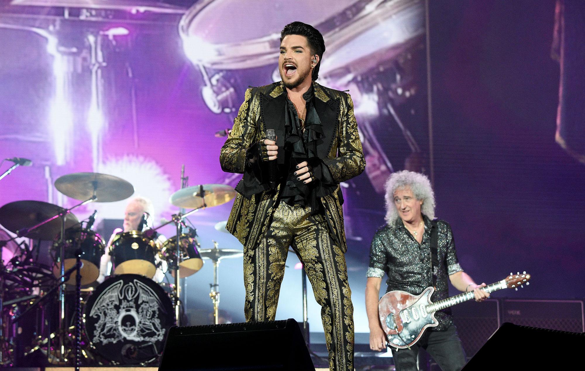 Queen + Adam Lambert add final two live dates to UK tour