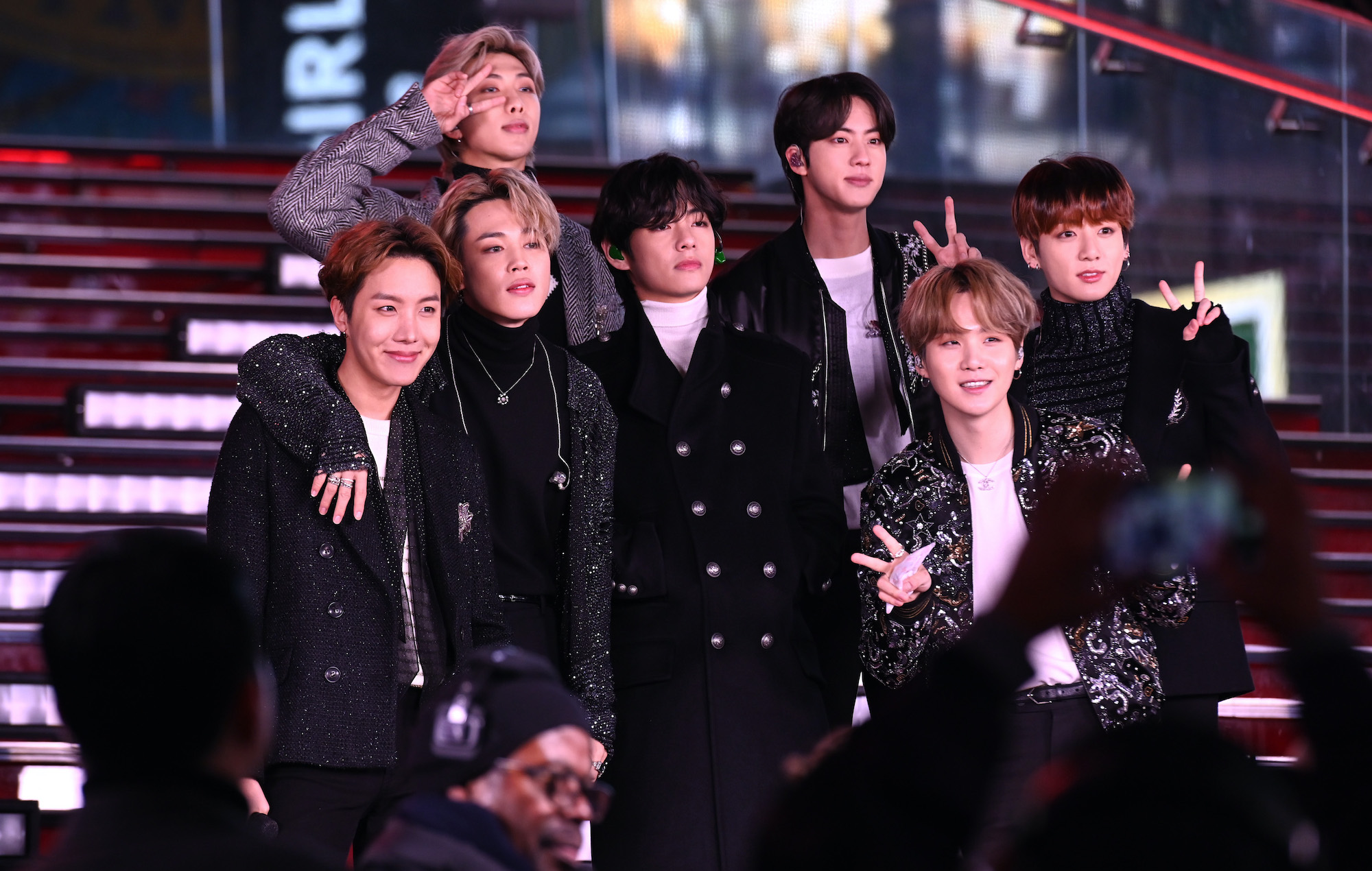 BTS are the first Korean artist to score a platinum album in the US