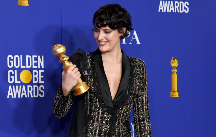Phoebe Waller-Bridge Golden Globes 2020