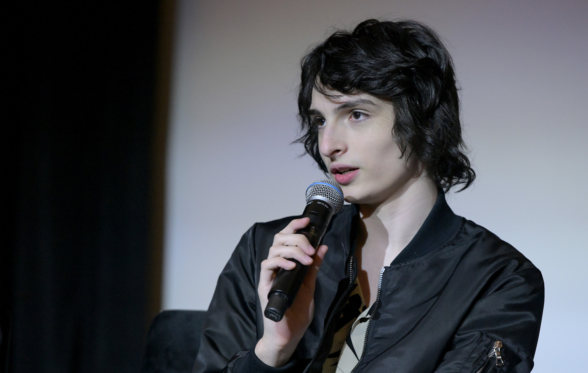 Finn Wolfhard has given up on learning to drive after failing his test twice