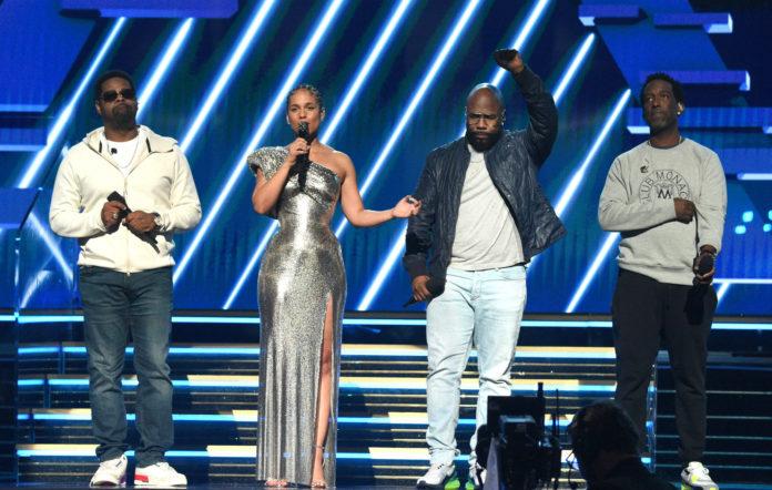 Boyz II Men and Alicia Keys