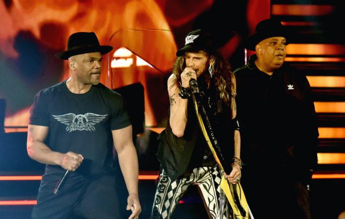 Run-DMC Aerosmith