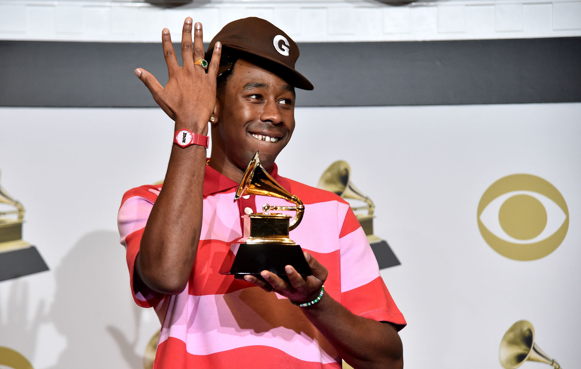 Grammy Winner Tyler The Creator Calls Out Person Who Told Him He D Never Win A Grammy