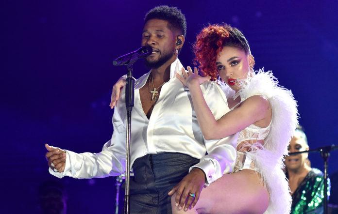 FKA Twigs Usher Grammys