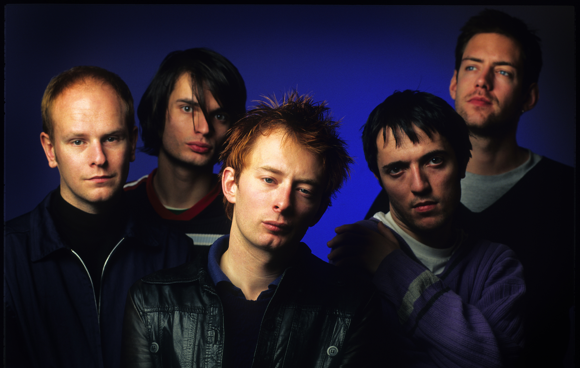10 things in the new Radiohead Public Library that are getting fans very, very excited