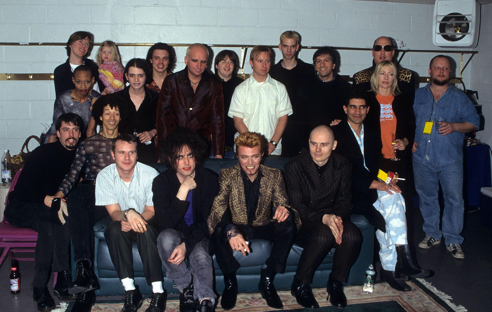 David Bowie 50th birthday