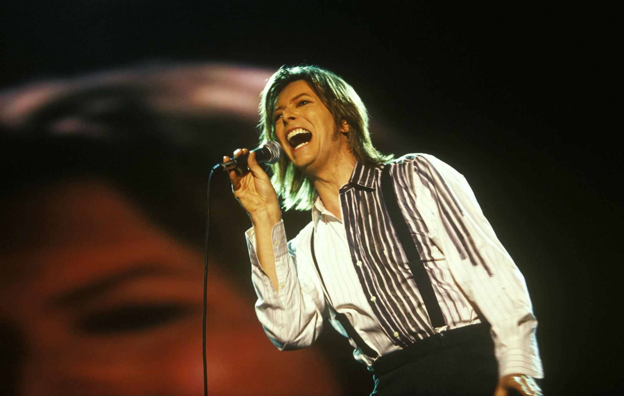 David Bowie 2000