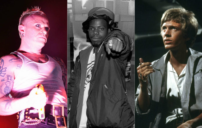 Keith Flint Bushwick Bill Scott Walker