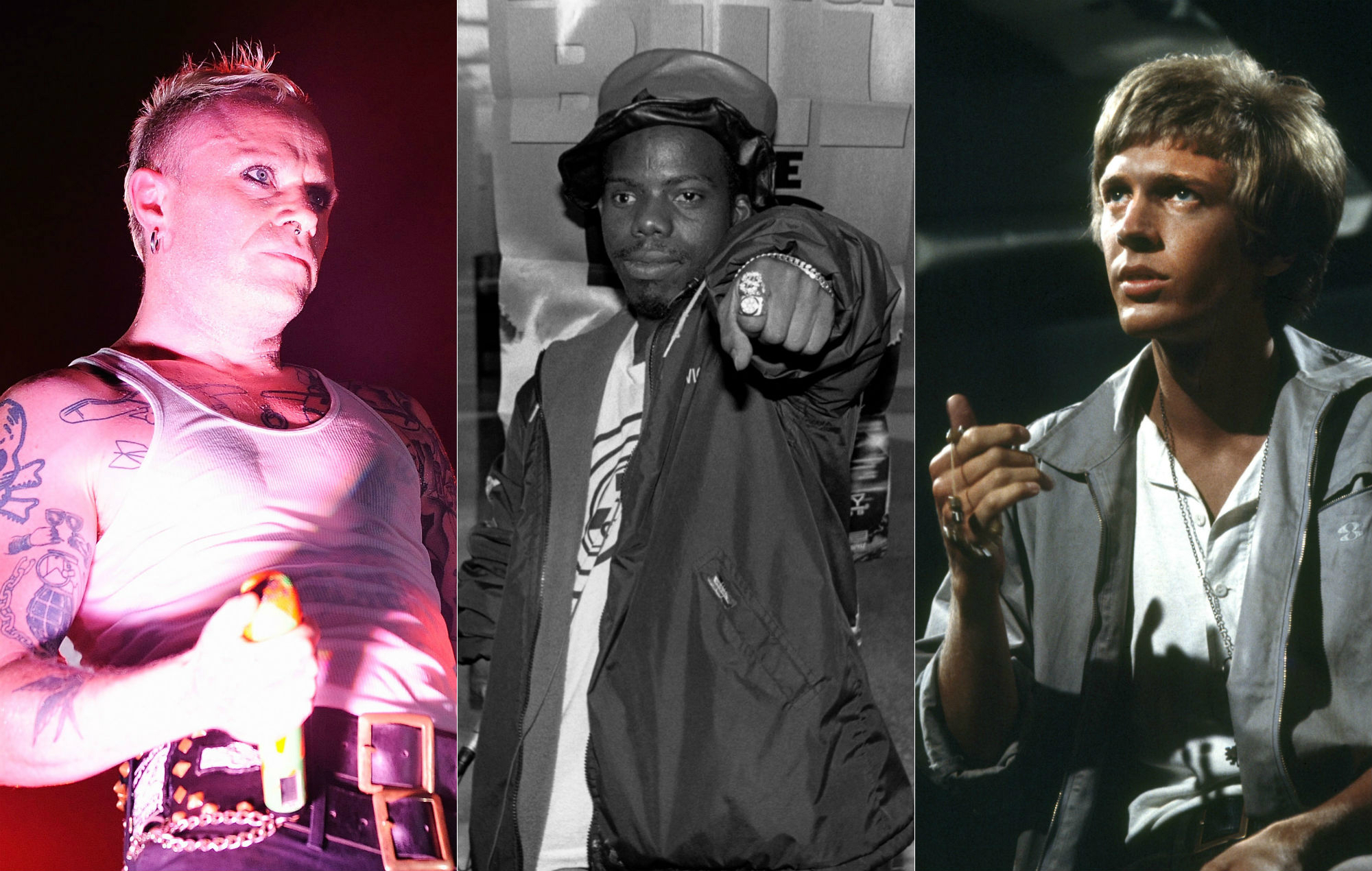 Keith Flint, Scott Walker and more omitted from Grammys' 'In Memoriam' video