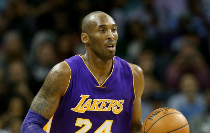 Kobe Bryant Lakers 2015