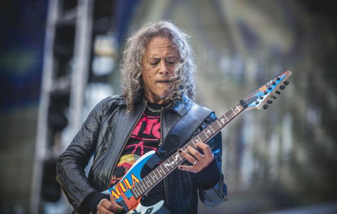 Metallica, Kirk Hammett, Motorhead