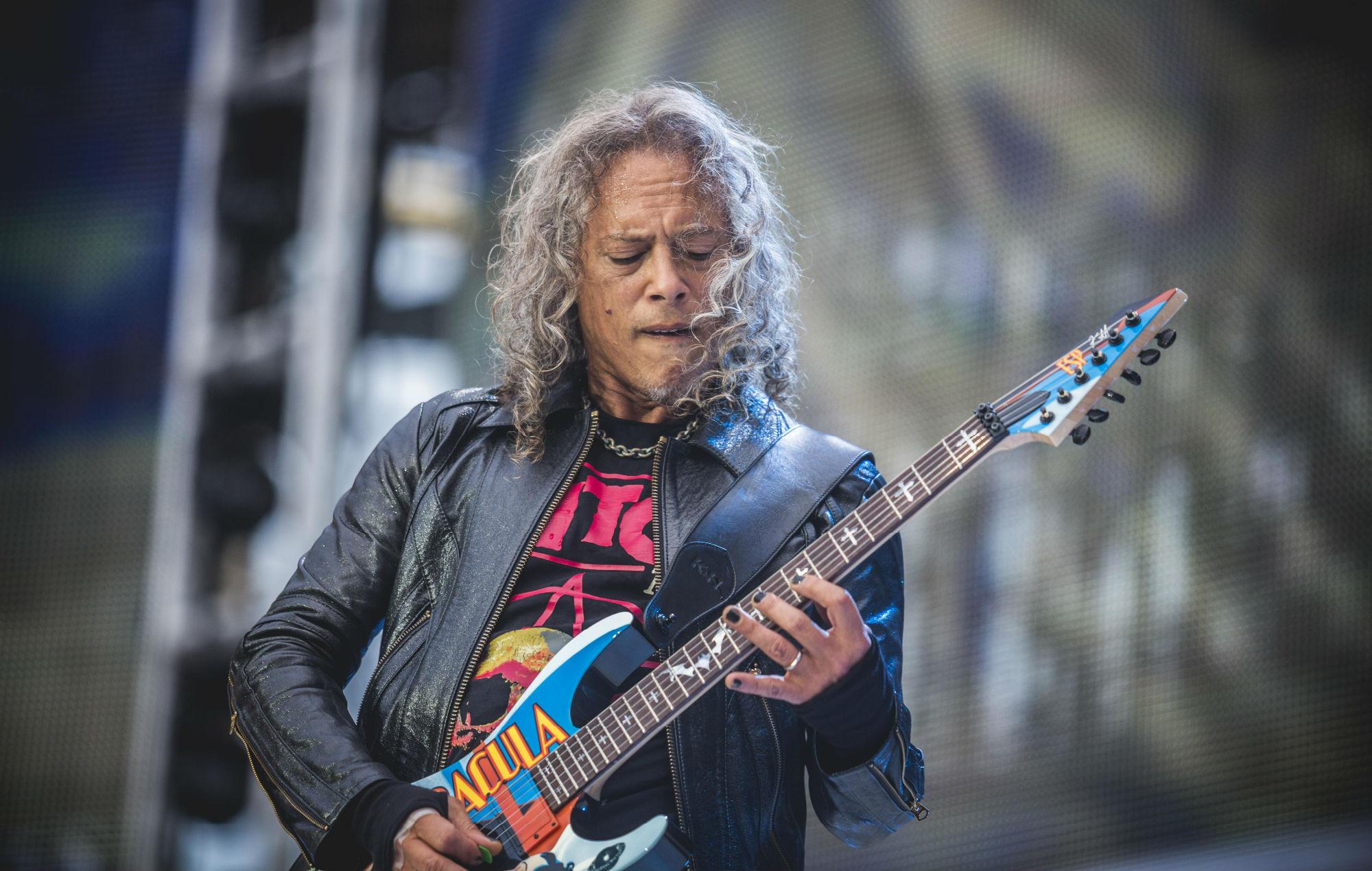 Metallica's Kirk Hammett speaks out over Motörhead's Hall Of Fame snub