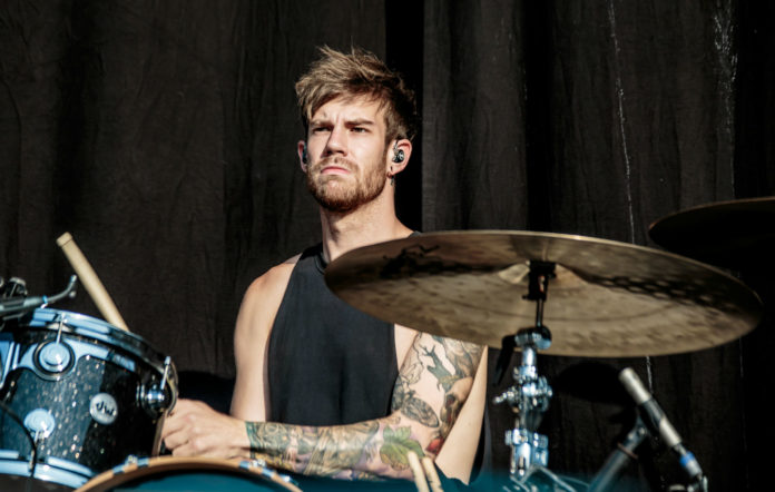 PVRS drummer Jason Nace