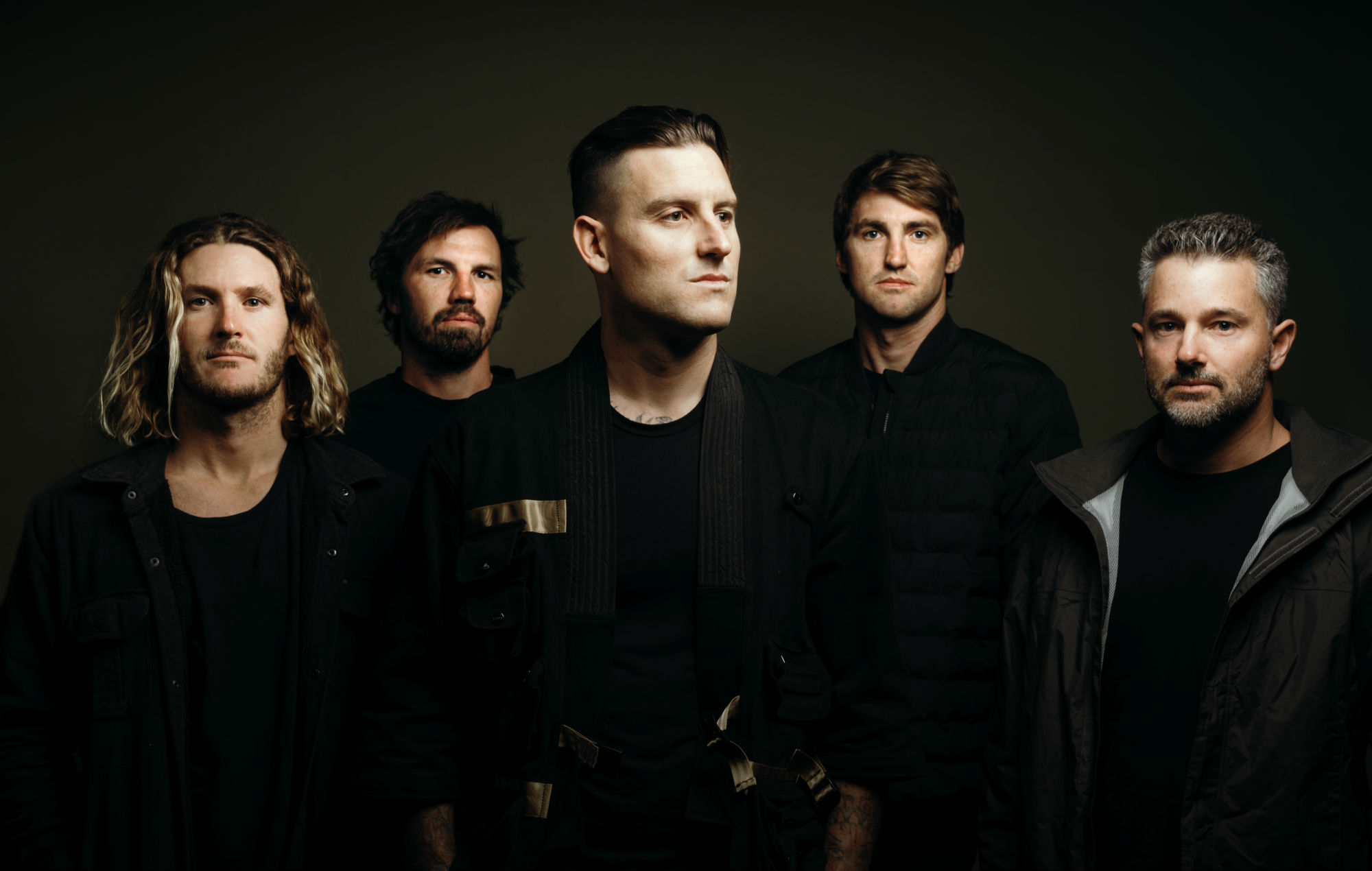 Parkway Drive on their new tour doc and live album 'Viva The Underdog's