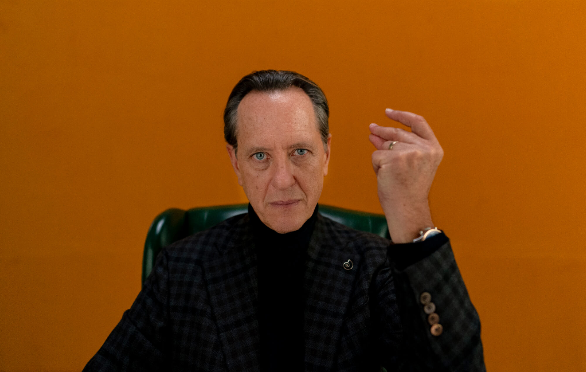 Richard E. Grant-starring 'Dispatches From Elsewhere' UK premiere date announced