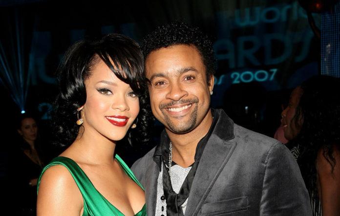 Rihanna Shaggy 2007 WMA