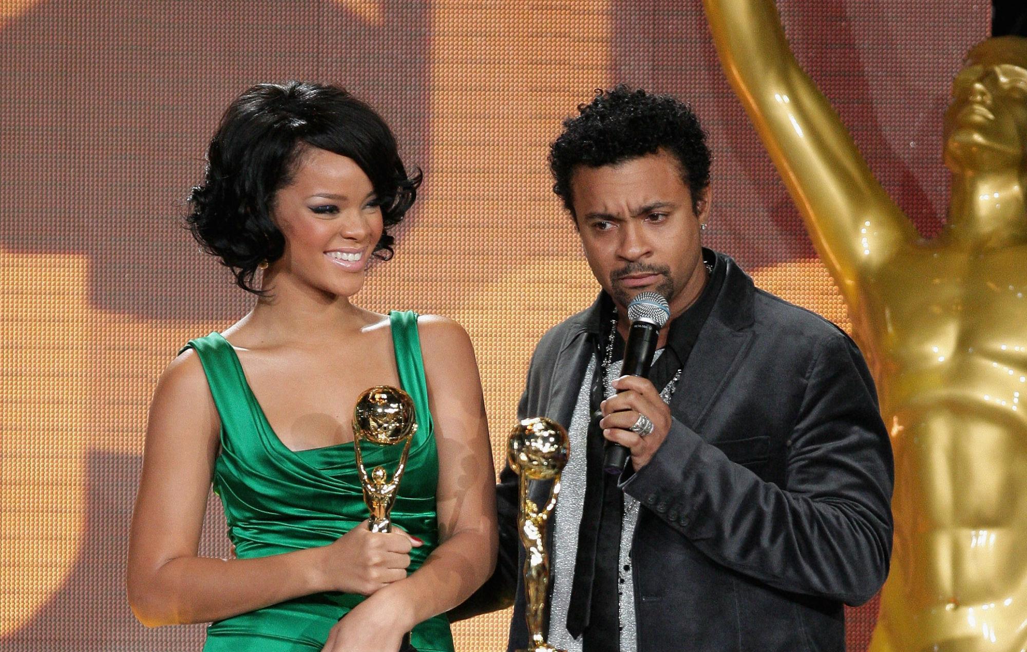 Rihanna Shaggy WMA 2007