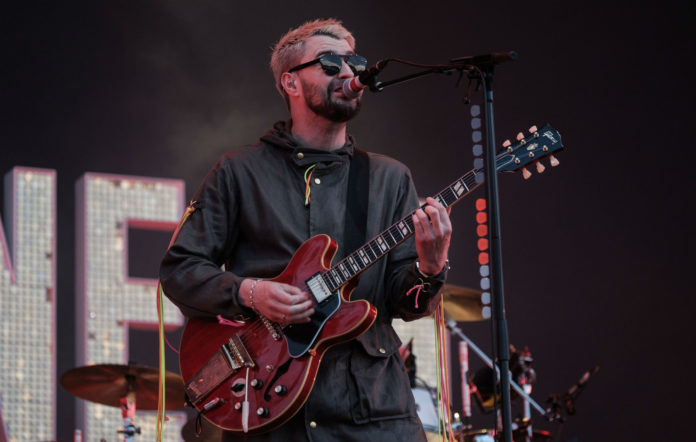 The Courteeners, Liam Fray