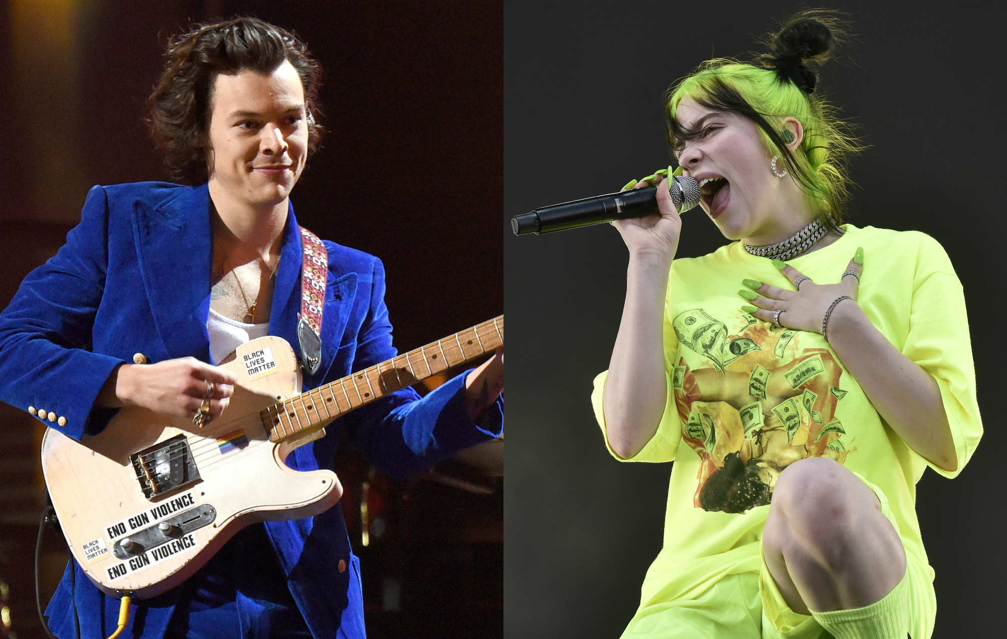 Billie Eilish Harry Styles And More To Perform At Brit Awards 2020