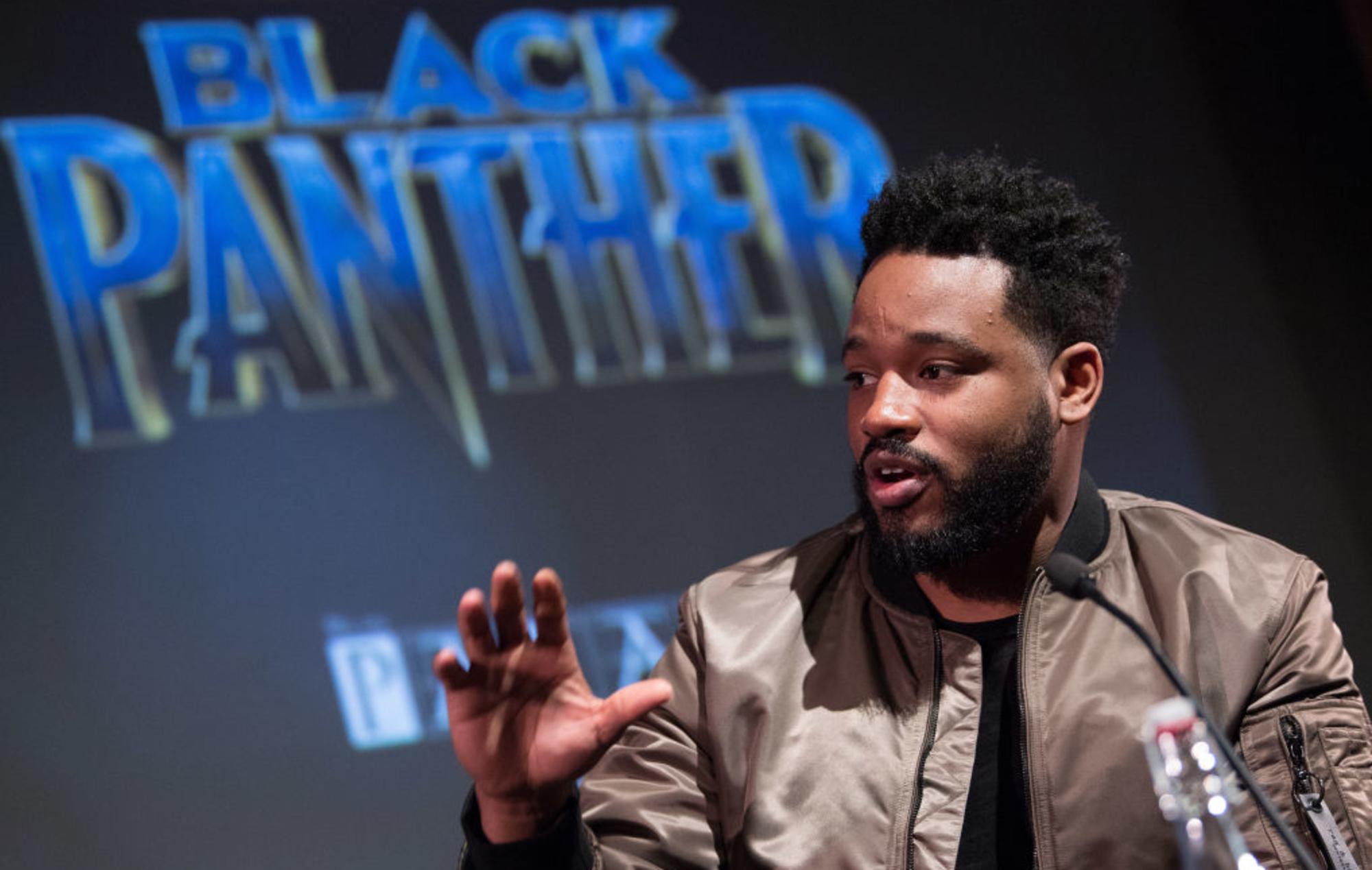 'Black Panther' director Ryan Coogler begins work on new comic book movie