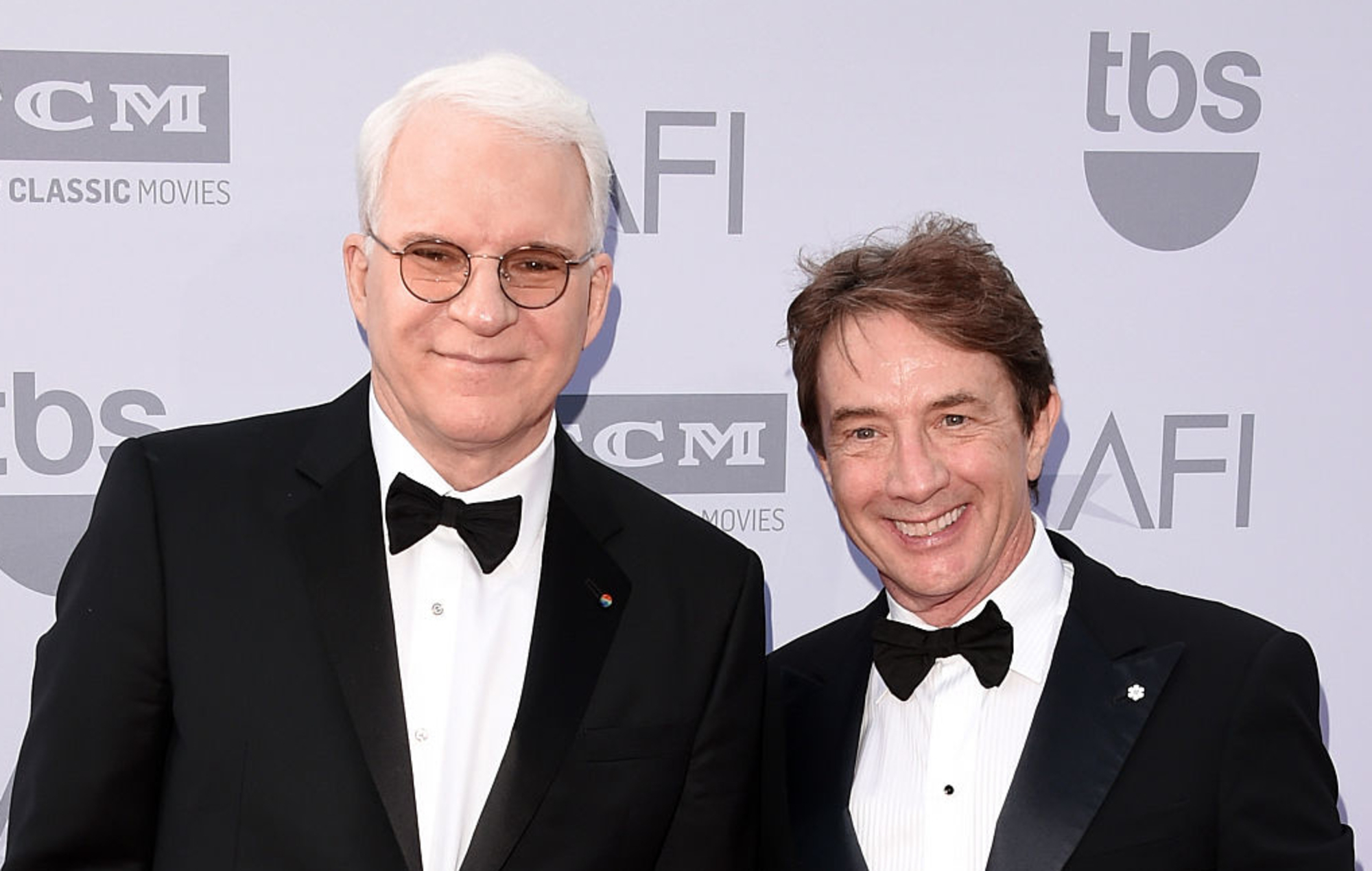 Steve Martin and Martin Short to reunite on screen for new Hulu comedy series