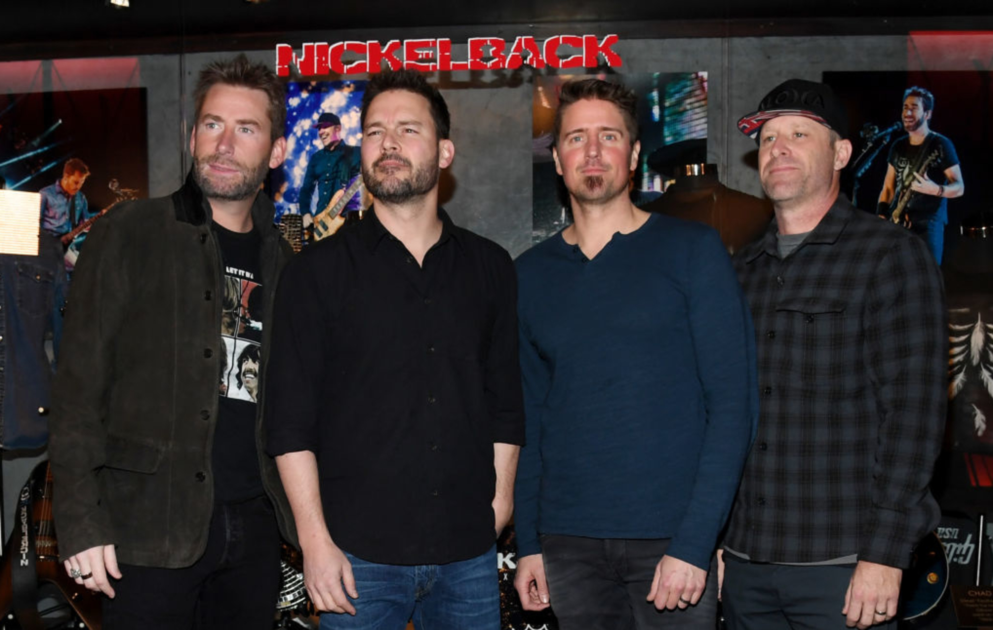 Nickelback teasing 'All the Right Reasons' anniversary announcement